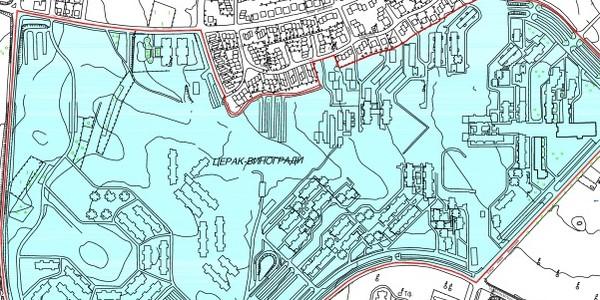 mapa beograda cerak Arhitektonsko kulturno dobro Marušića | Revija KOLUBARA mapa beograda cerak